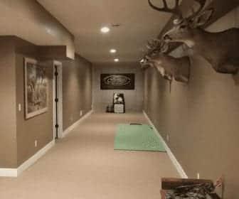 archery man cave