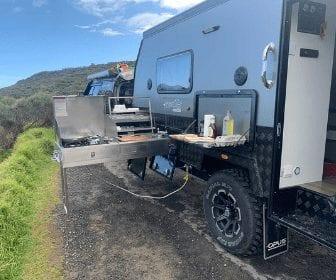 man cave trailer