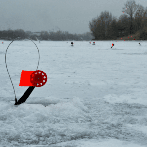 ice fishing in winter tips
