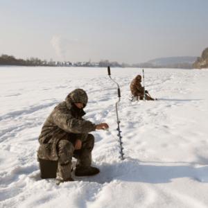 walleye day fishing